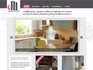 Yellow Pix Road, studio de création graphique Paris : Projet DLL Agencement