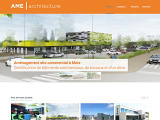 Yellow Pix Road, studio de création graphique Paris : Projet AME | architecture