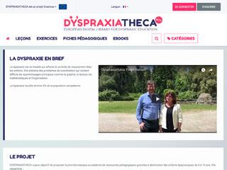 Yellow Pix Road, studio de création graphique Paris : Projet Dyspraxiatheca