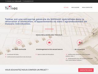 Yellow Pix Road, studio de création graphique Paris : Projet TEIMAC